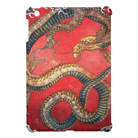 Japanese Dragon iPad Mini Covers