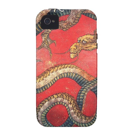 Japanese Dragon iPhone 4/4S Cover