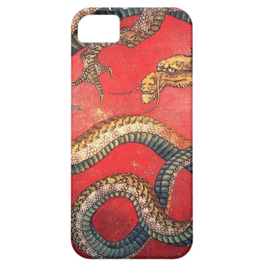 Japanese Dragon iPhone 5 Cases
