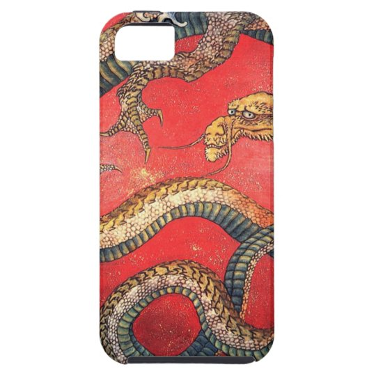 Japanese Dragon iPhone 5 Covers