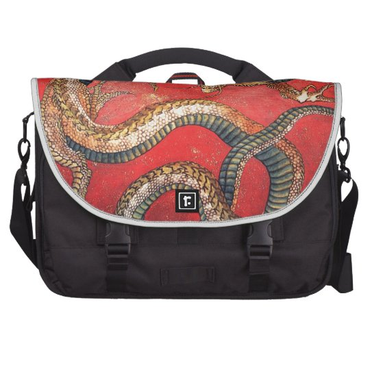 Japanese Dragon Laptop Bags
