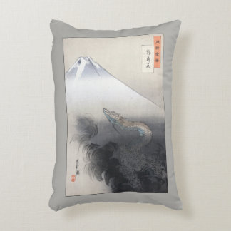 Japanese Dragon Pillow