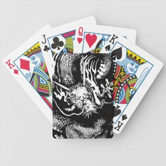 Japanese dragon poker deck