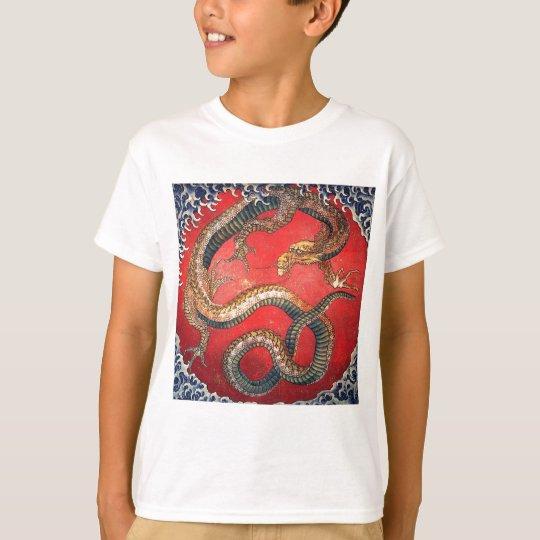 Japanese Dragon T-Shirt