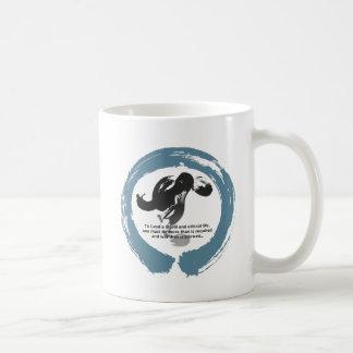 Japanese Enso symbol (Circle),  Nothingness  Kanj Coffee Mug