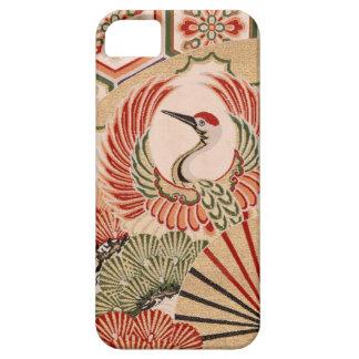 Japanese fabric iPhone 5 Case