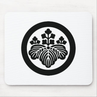 Japanese Family Crest KAMON Symbol Mouse Pad