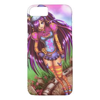 Japanese Fashion Anime Girl iPhone 8/7 Case