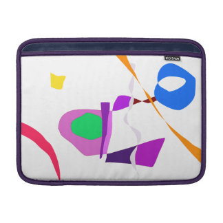 Japanese Festival MacBook Sleeve