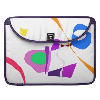 Japanese Festival Sleeve For MacBooks