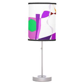 Japanese Festival Table Lamp