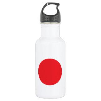 Japanese flag 532 ml water bottle