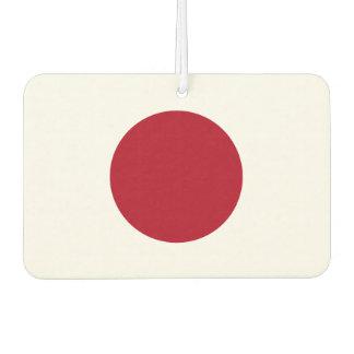 Japanese Flag Car Air Freshener