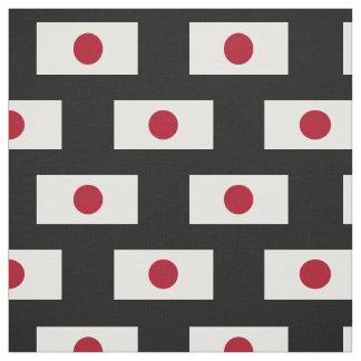 Japanese Flag Fabric