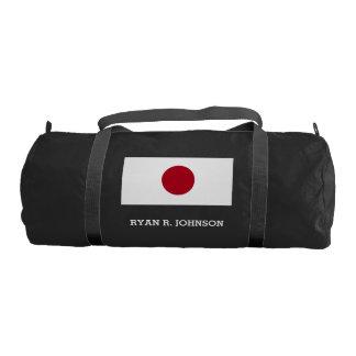 Japanese Flag Gym Bag
