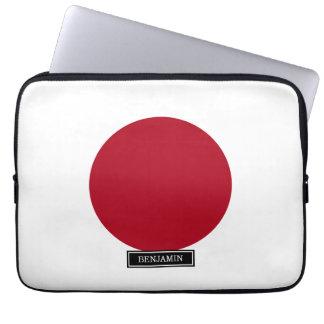 Japanese Flag Laptop Sleeve