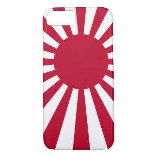 Japanese Flag Theme case
