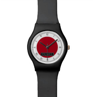 Japanese Flag Watch