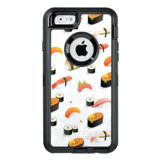 Japanese Food: Sushi Pattern OtterBox iPhone 6/6s Case