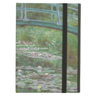 Japanese footbridge Claude Monet Cover For iPad Air