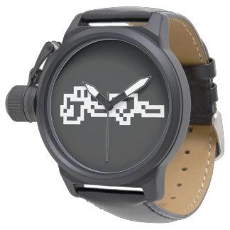 Japanese Gamer ゲーマー Japan Language Nihongo Wrist Watch