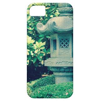 japanese garden crossprocessstatue iPhone 5 cover