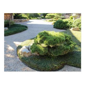 Japanese Garden in Fort Worth Texas # 24 Postcard