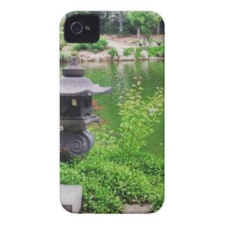 Japanese Garden iPhone 4 Case-Mate Cases