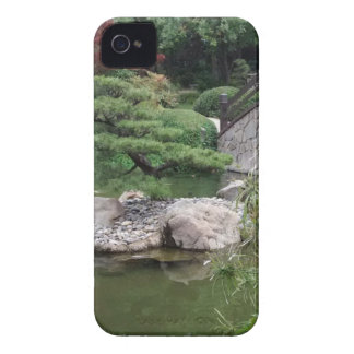 Japanese Garden iPhone 4 Cover