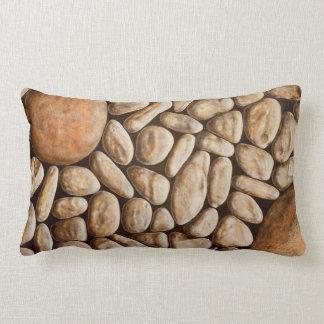 Japanese garden lumbar pillow