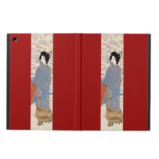 Japanese Garden & Me Cover For iPad Air