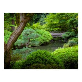 Japanese Garden, Portland, Oregon, USA Postcard