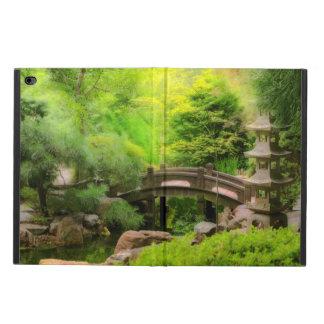 Japanese Garden - Water under the bridge Powis iPad Air 2 Case