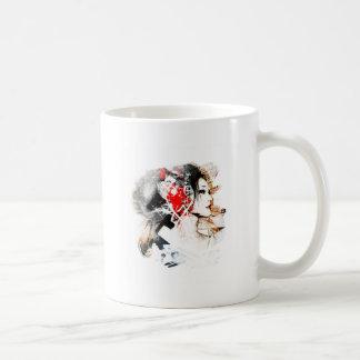 Japanese Geisha Coffee Mug