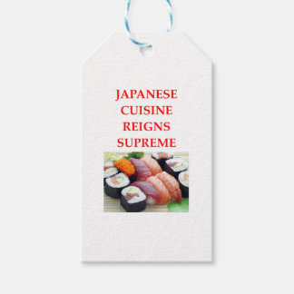 JAPANESE GIFT TAGS