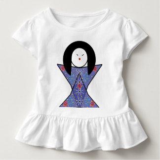 japanese girl toddler t-shirt