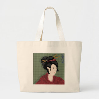 Japanese Girl Tote