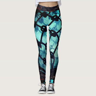 Japanese Glass Ball Float Leggings