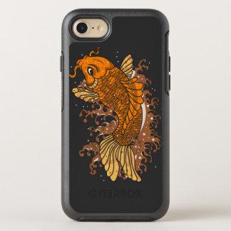 Japanese Goldfish Koi OtterBox Symmetry iPhone 7 Case