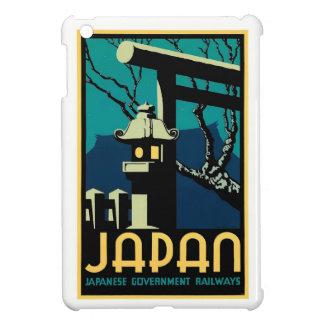Japanese Government Railways Vintage World Travel Case For The iPad Mini