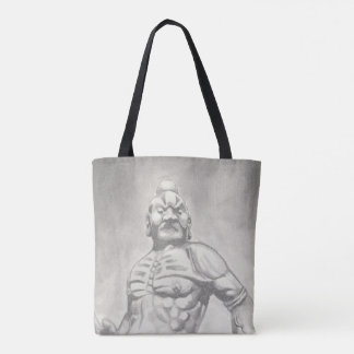 Japanese Guard Tote Bag