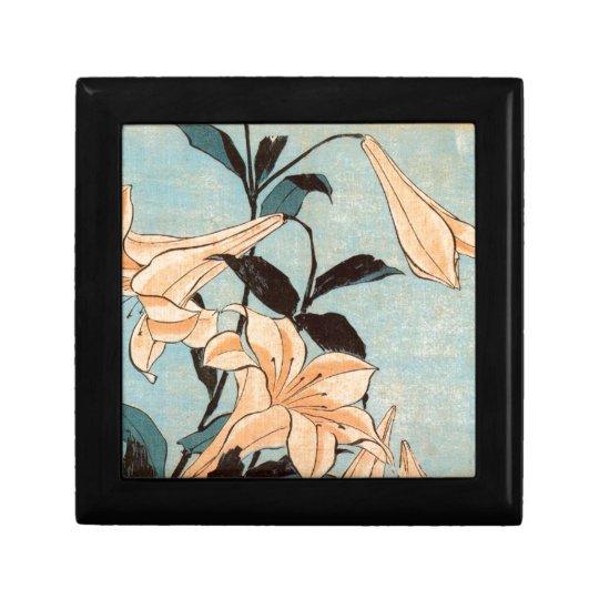 Japanese Irises Gift Box
