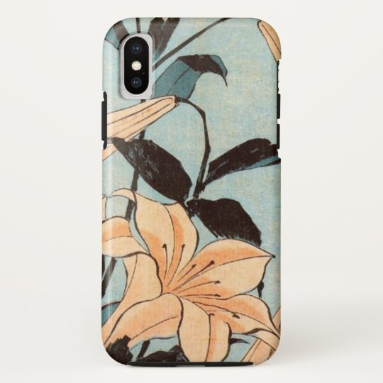 Japanese Irises HTC Vivid Cover