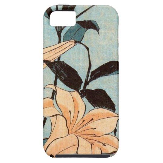 Japanese Irises iPhone 5 Case