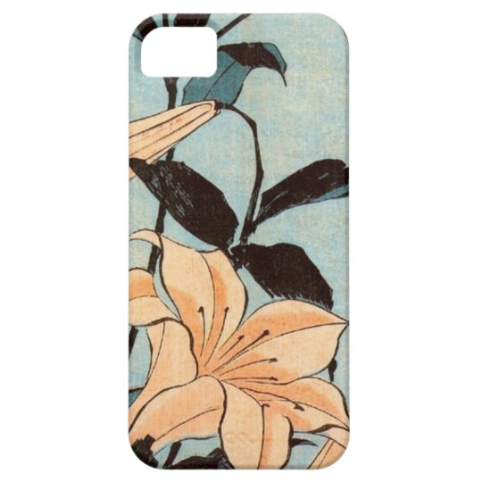 Japanese Irises iPhone 5 Cover