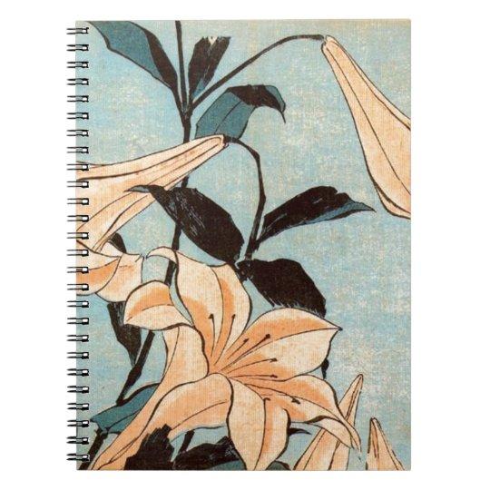 Japanese Irises Notebooks