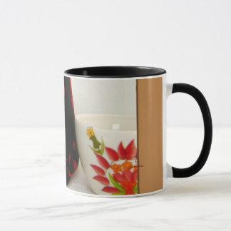 Japanese Kanji Contemporary Style Tea Cozy 3 Mug