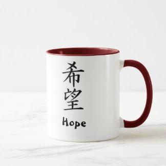 Japanese Kanji: Hope