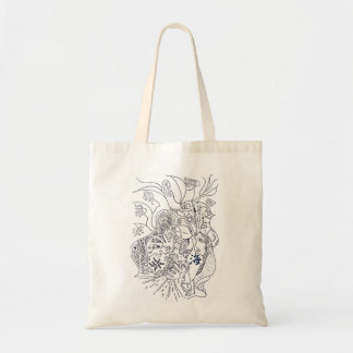 Japanese kanji kawaii bag * sea *