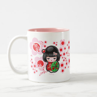 Japanese Kawaii Doll Mug